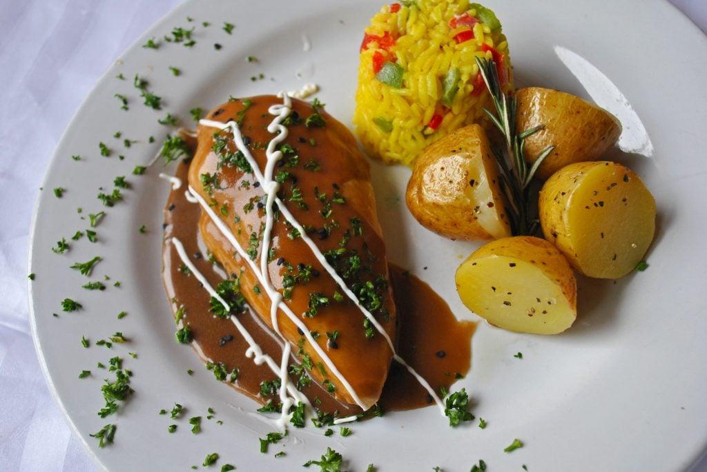 Banquetes, platillos, catering en Monterrey
