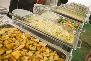 Banquetes, buffet, platillos, catering en Monterrey